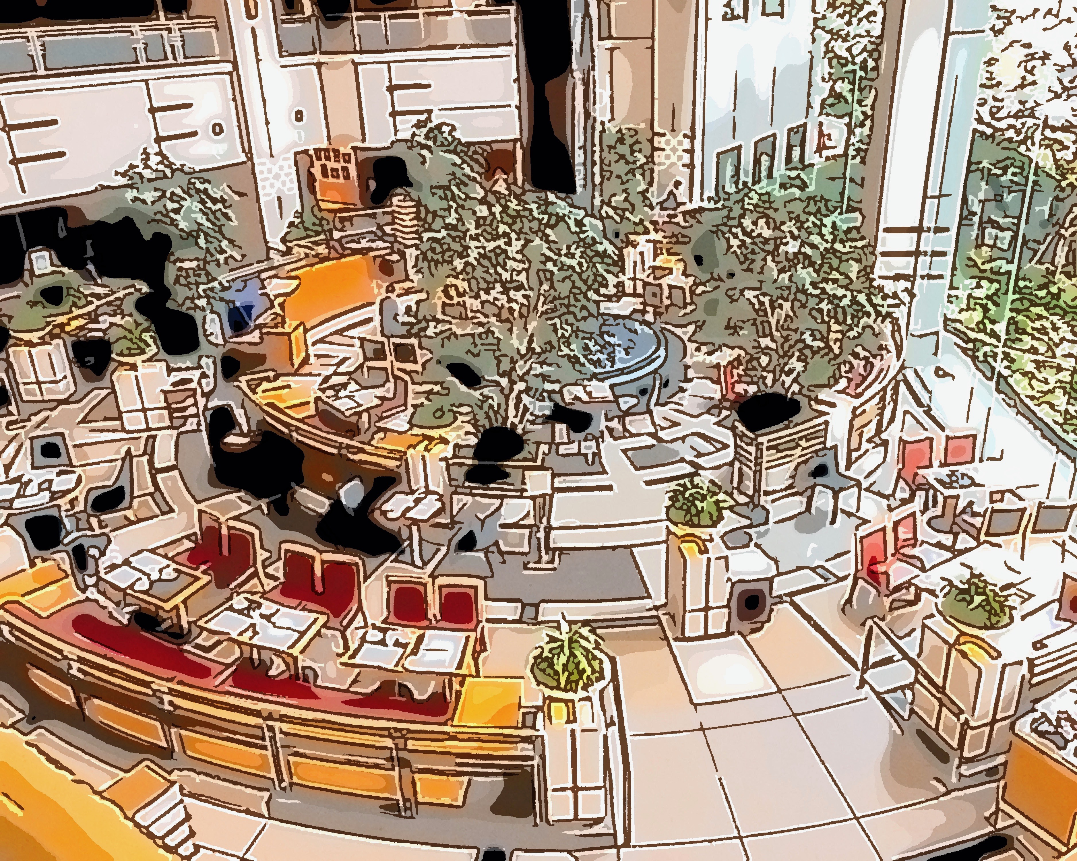 帝国ホテル スイーツブフェ