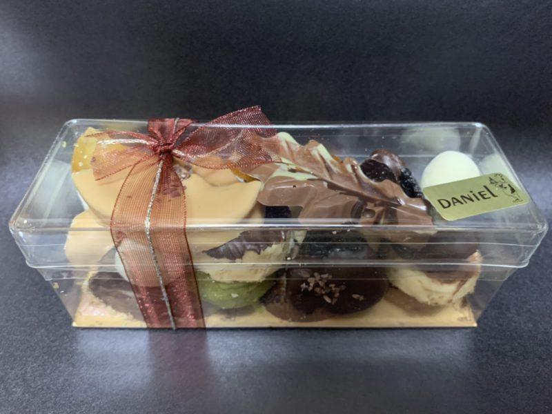 焼き菓子とチョコ