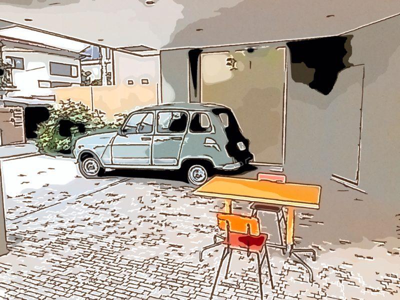ダニエルの駐車場