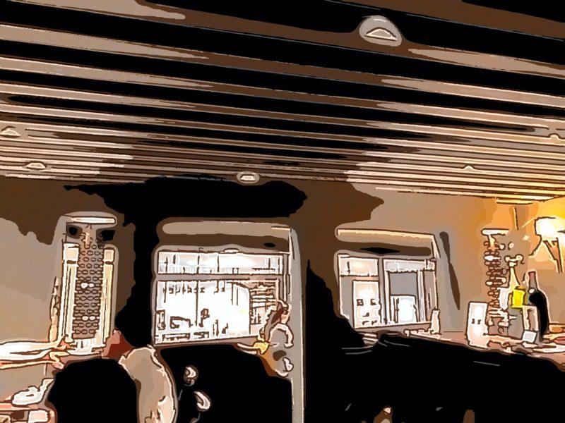 カフェ スペース