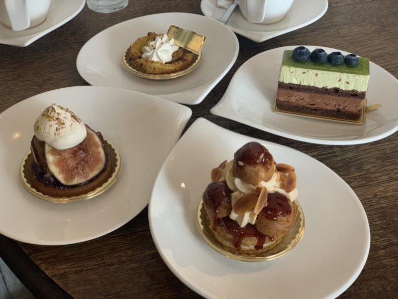 パティスリーエス ( Patisserie-S ) のケーキ