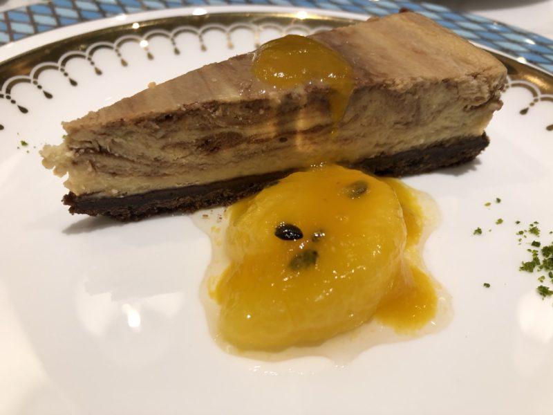 NYマーブル チーズケーキ