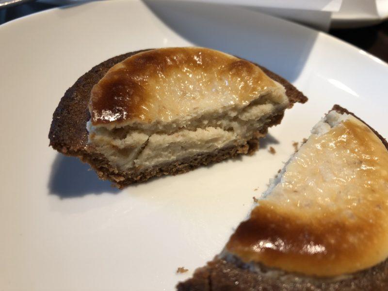 ホリデー チーズ タルト