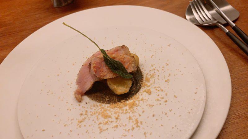 鹿児島豚 茄子