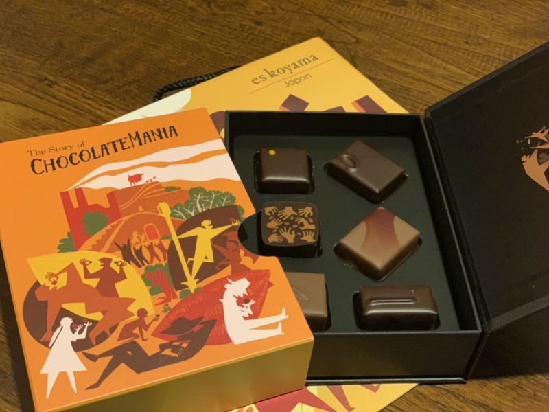パティシエ エス コヤマ の ザ ストーリー オブ チョコレート マニア