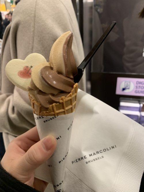 マルコリーニ ソフト ショコラ キャラメル