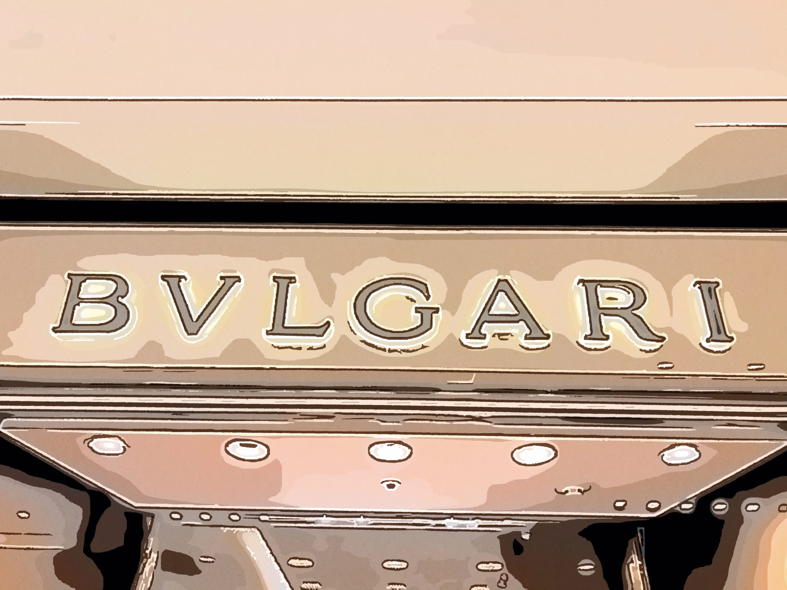 ブルガリ イル・カフェ