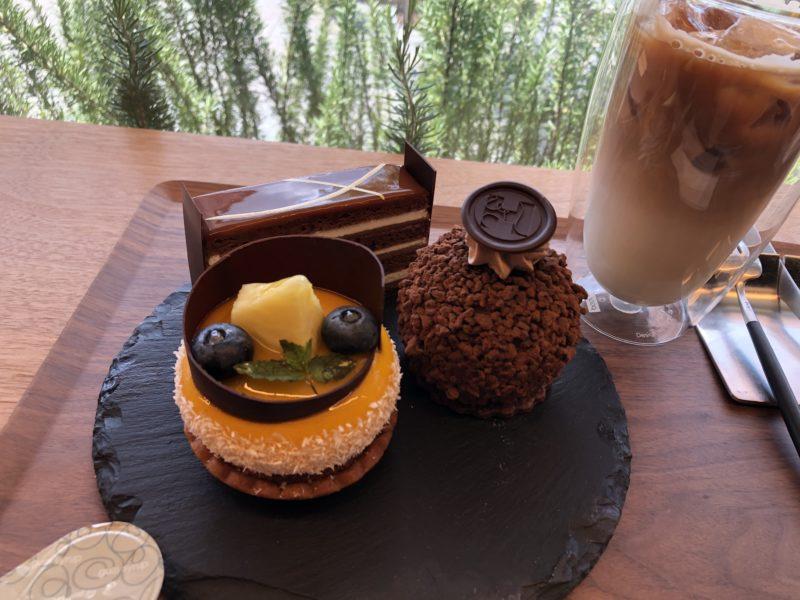 ショコラトリー ヒサシ (Chocolaterie HISASHI) のケーキ