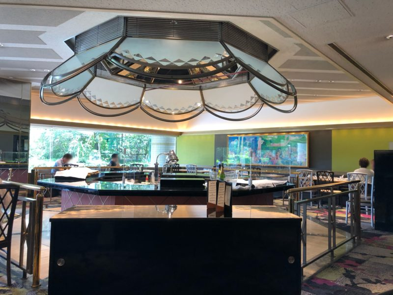 SATSUKI の カフェスペース