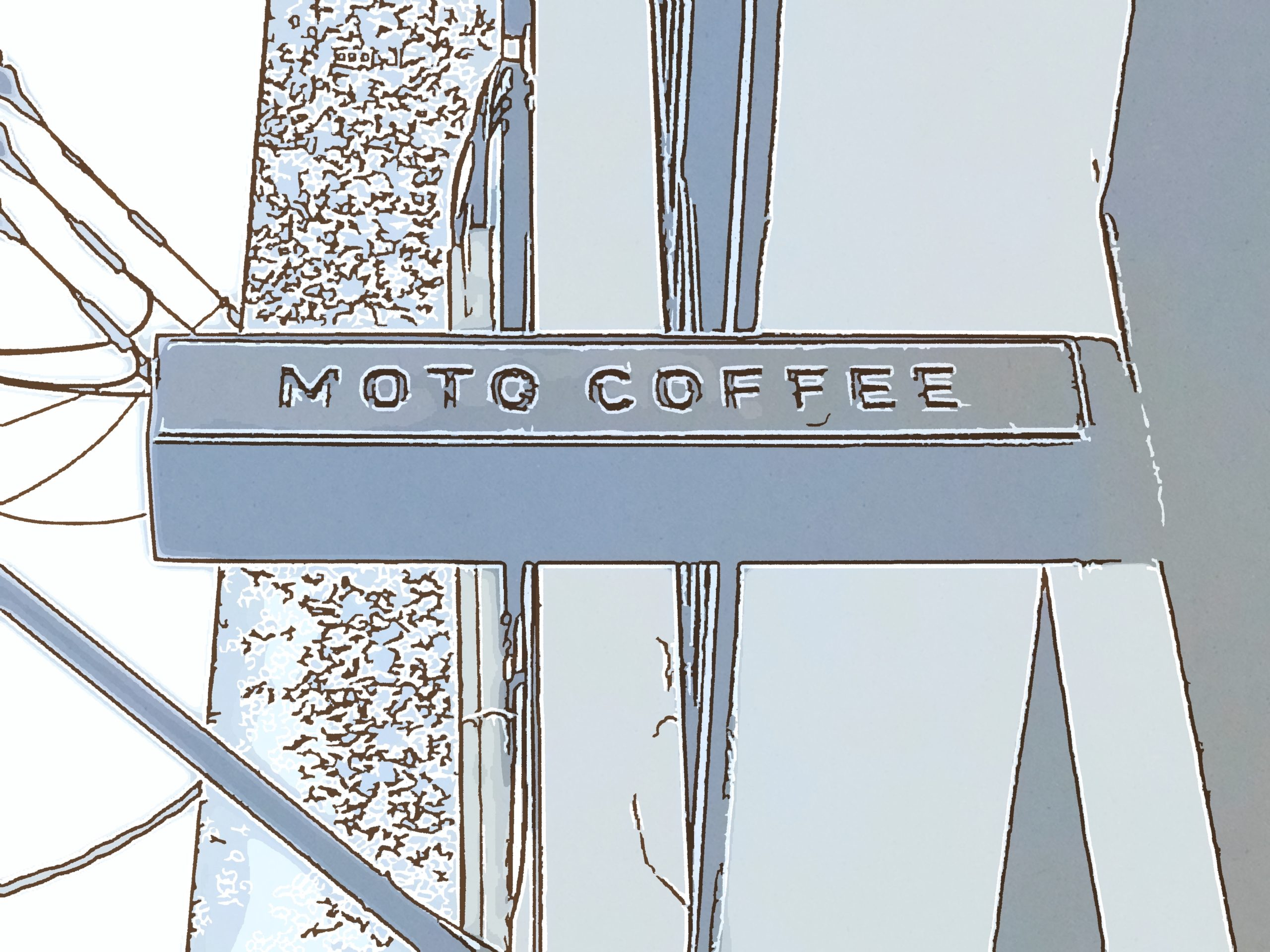 モトコーヒー 内本町店