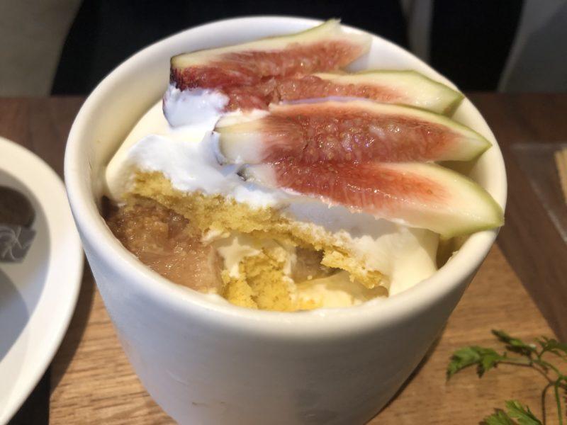 モトコーヒー 内本町店のショートケーキ