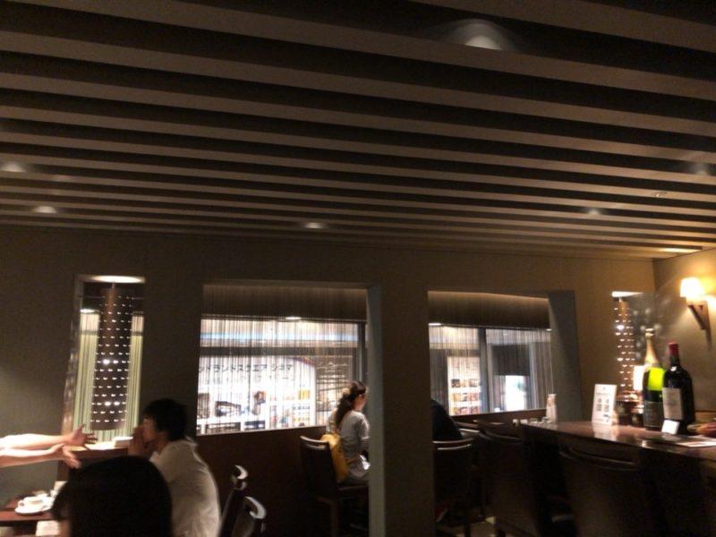 ピエール マルコリーニ 名古屋店のカフェ
