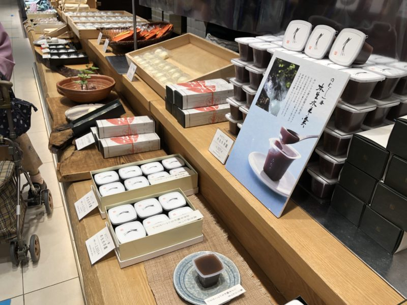 和菓子の たねや の商品