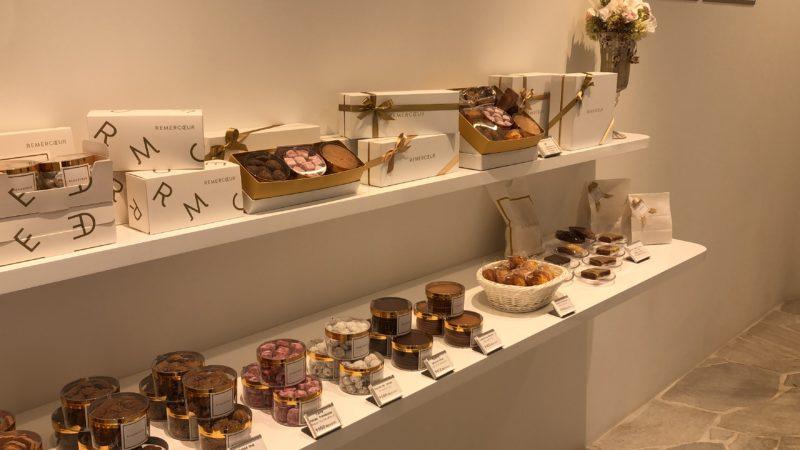 ルメルクール (REMERCOEUR) のギフトと焼き菓子