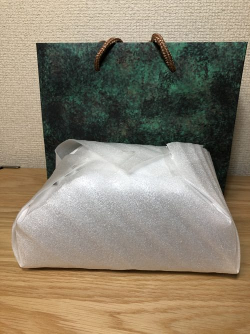 ショコラティエ ヤスヒロ・セノ 神戸 の保冷剤