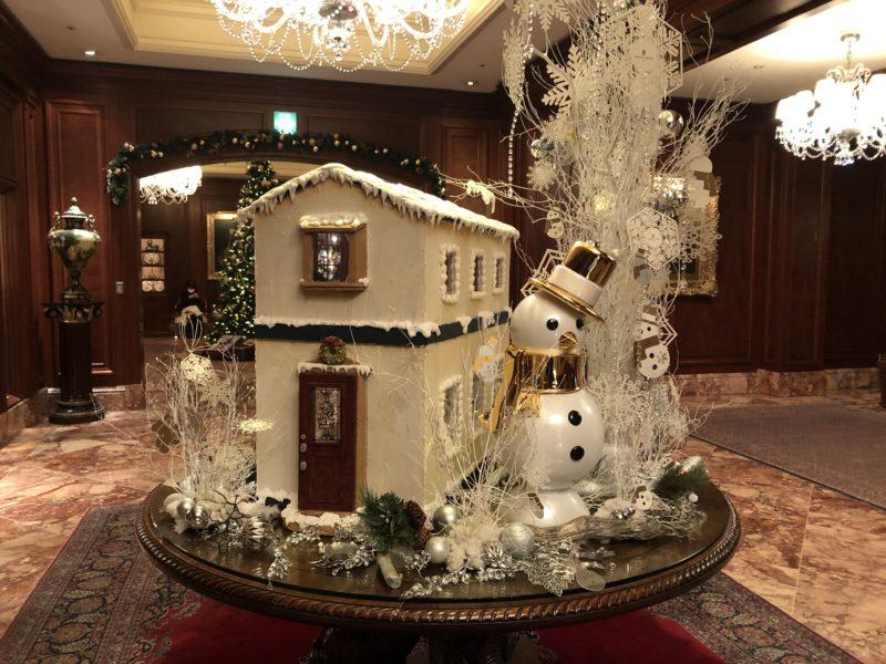 ザ・リッツ・カールトン大阪 のクリスマス