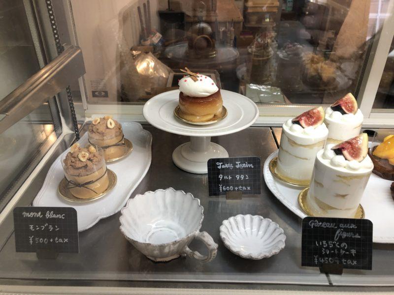 パティスリー ブーケ (patisserie bouquet) のケーキ