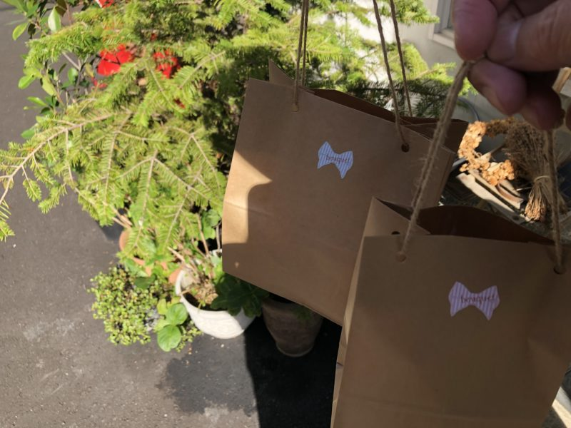 パティスリー ブーケ (patisserie bouquet) の焼き菓子