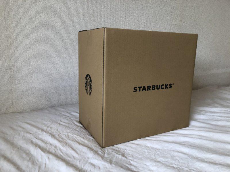 スターバックス コーヒー 2021年福袋 の箱