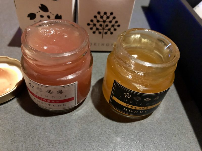 蜜果汁と幻のはちみつ