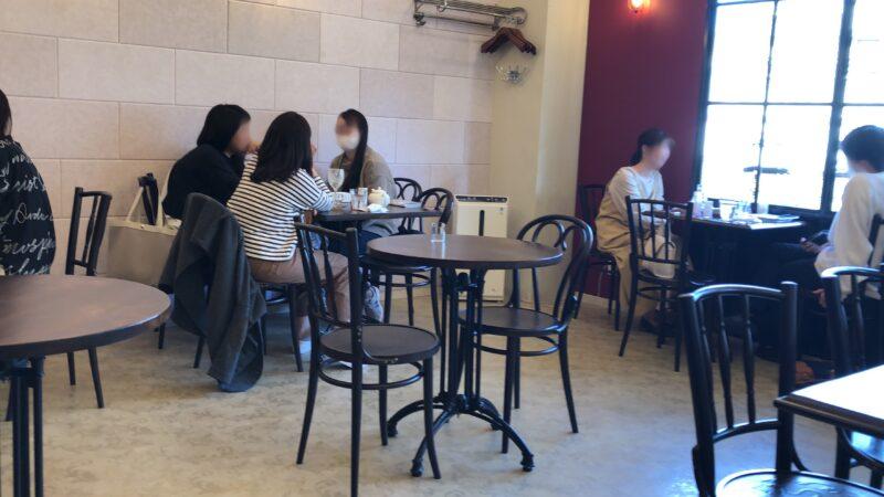レクラン ド ユミコ (L'ECRIN DE YUMIKO) のカフェ