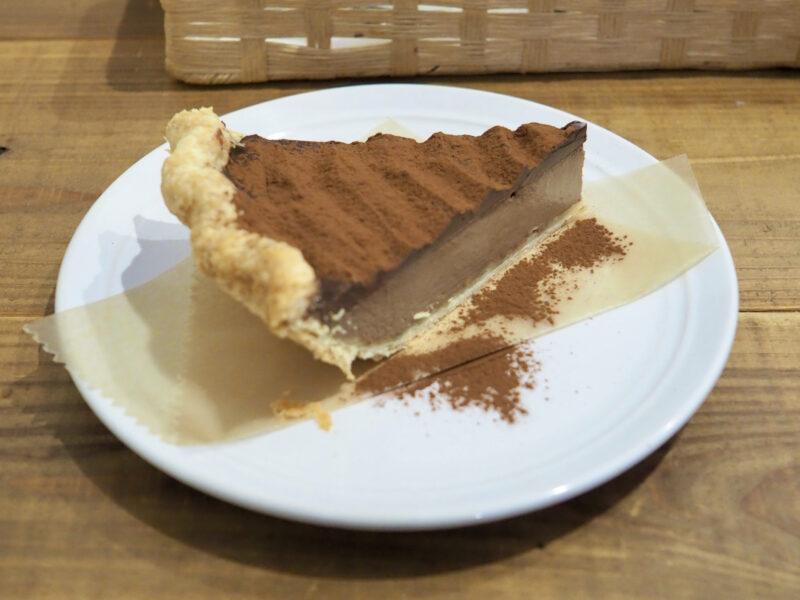 クラシック チョコレート パイ