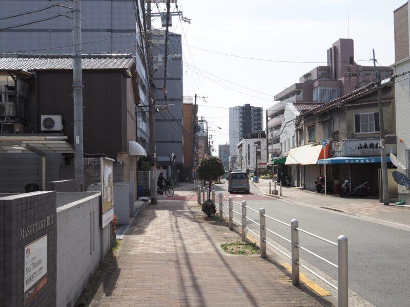 鶴見の街並み