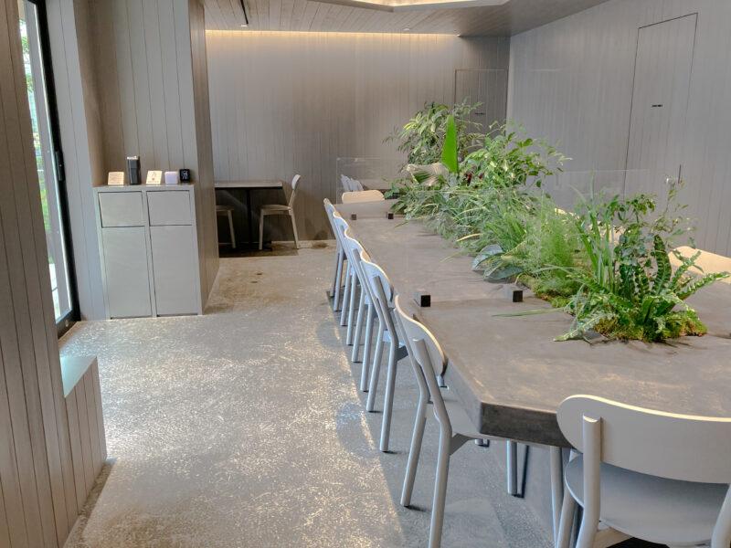 カフェ・スペース